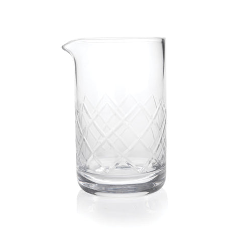 Professional Crystal Mixing Glass - Extra Large