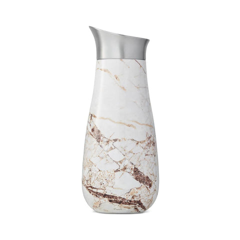 S'well Carafe - Calacatta Gold