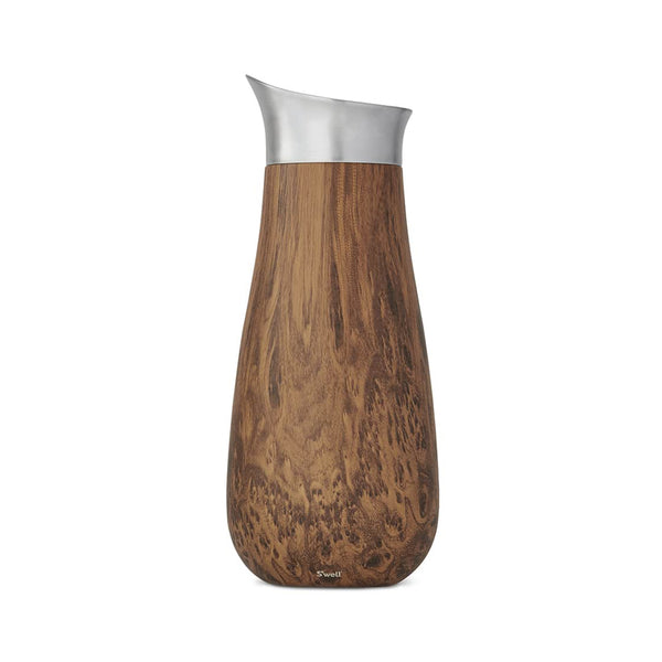 S'well Carafe - Teakwood