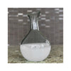 Mexican Handblown Carafe - White Bottom