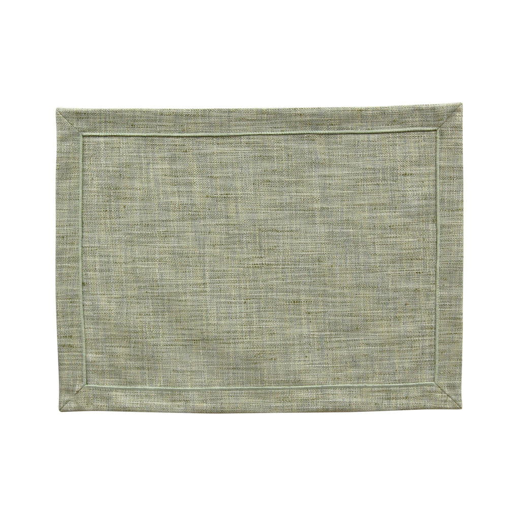Courtyard Placemat - Mint