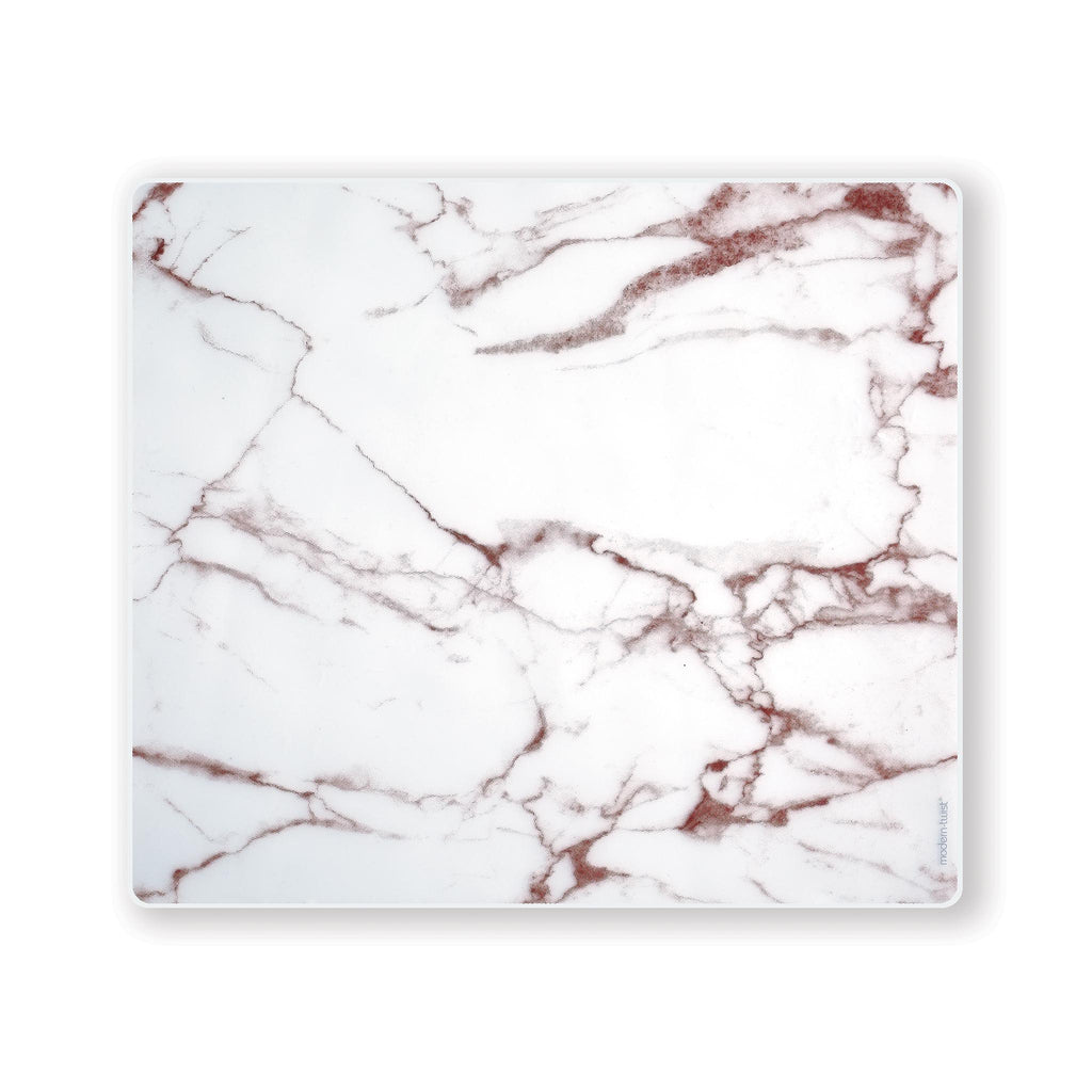 Modern Twist Silicone Placemat - Marble Brick