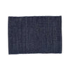 Samora Solid Placemats - Navy