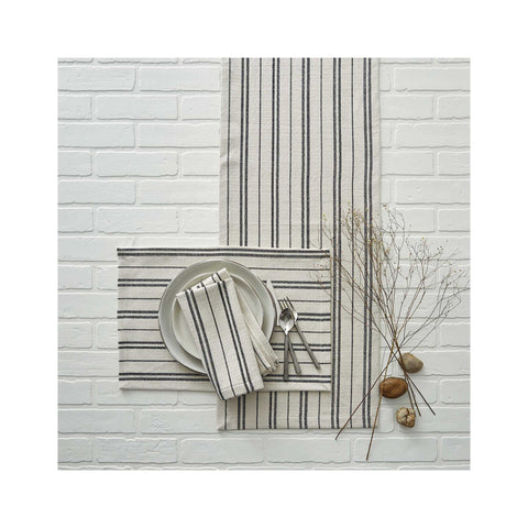 Railroad Stripe Table Runner