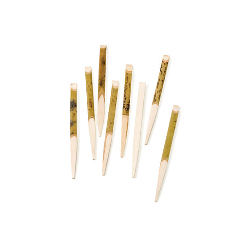 Bamboo Picks Set