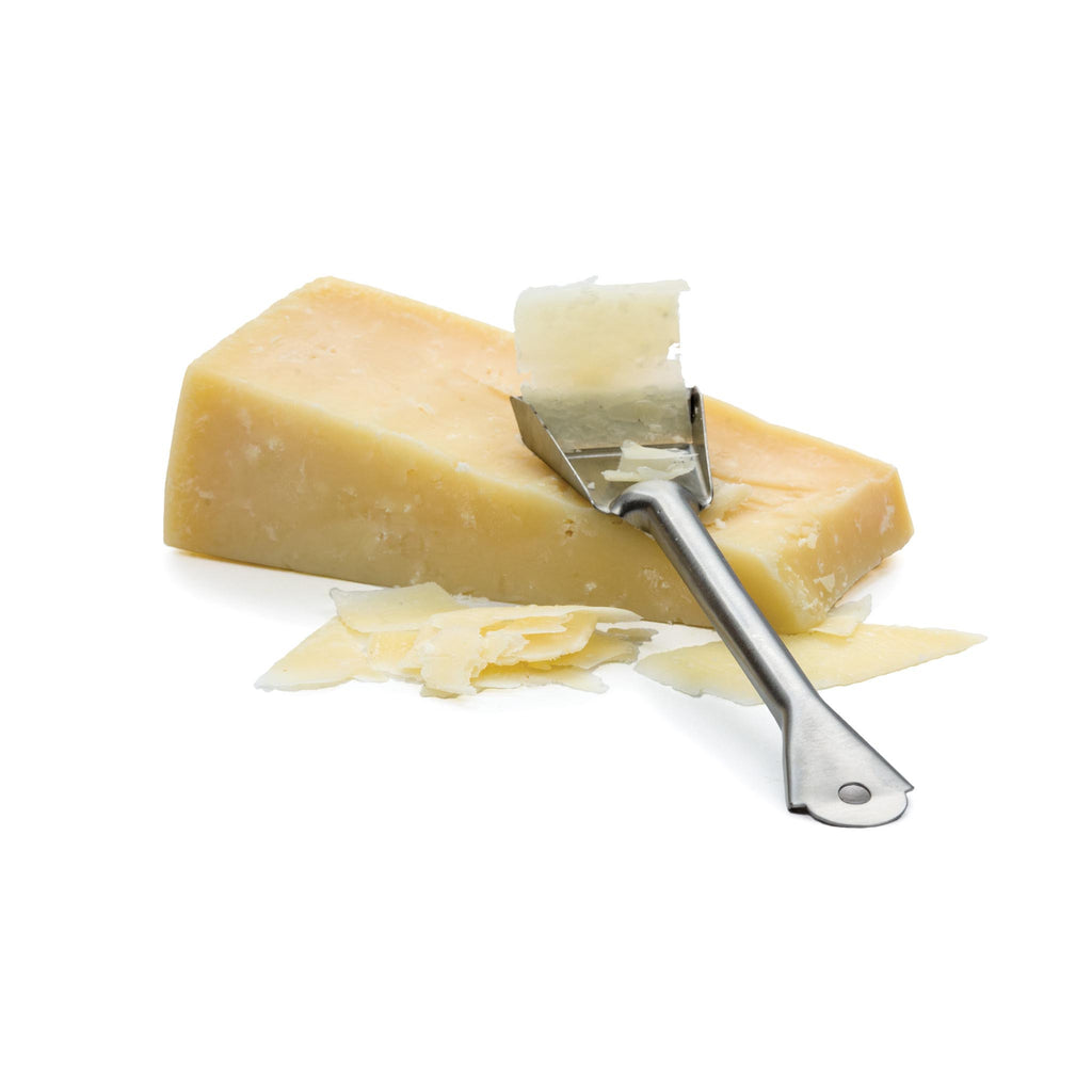 Cheese Shaver in use