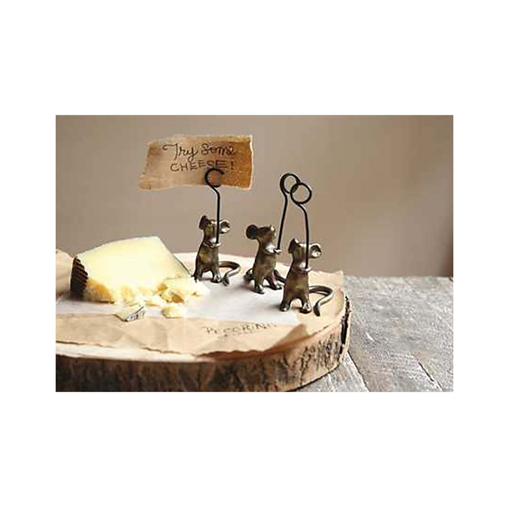 Mouse Cheese Marker Holder