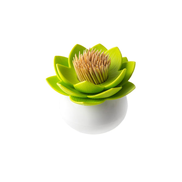 Lotus Toothpick Holder