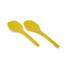 BIOBU Gusto Salad Servers - Lemon