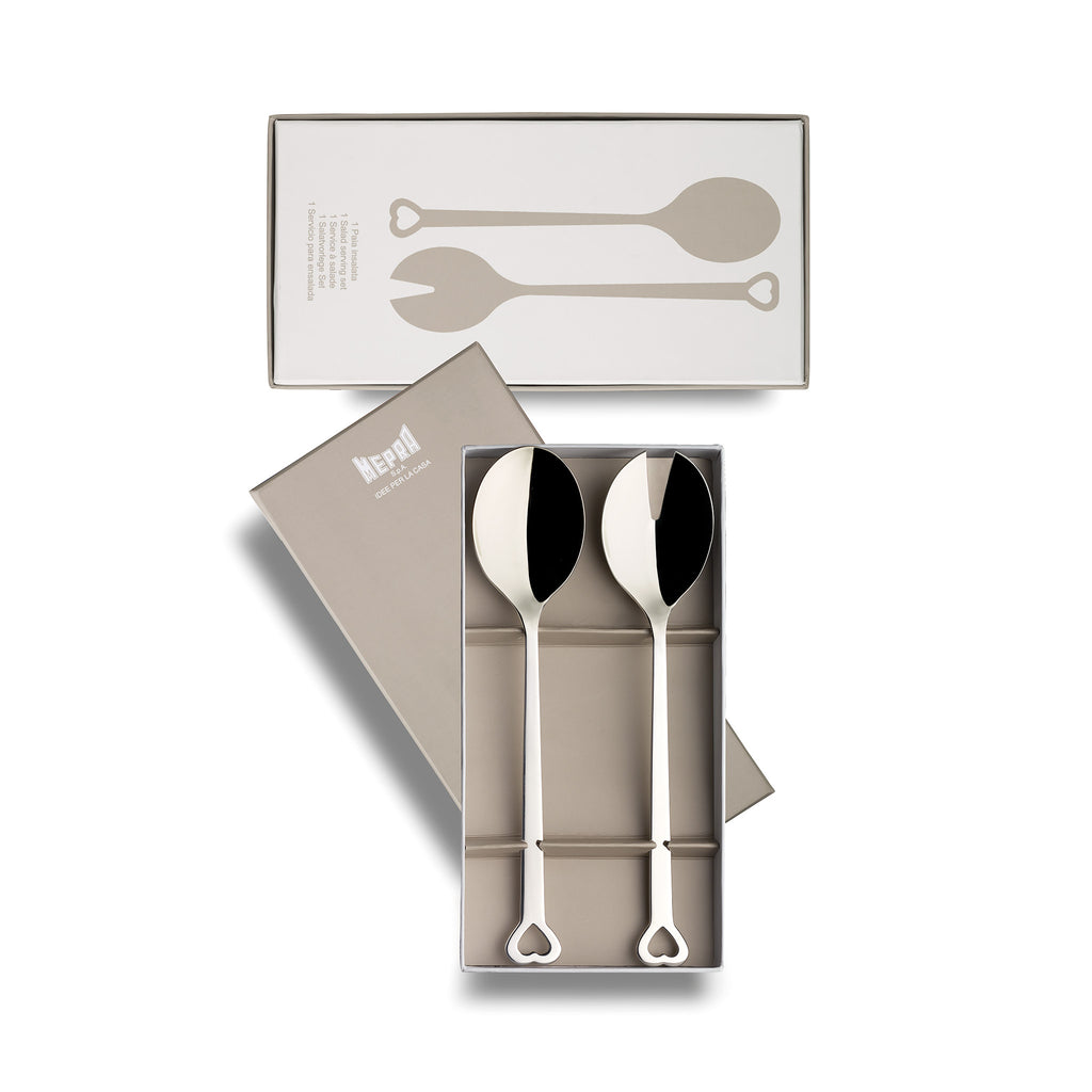 Mepra Evento Salad Server Gift Set