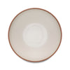 QSquared Terracotta Melamine Round Serving Bowl