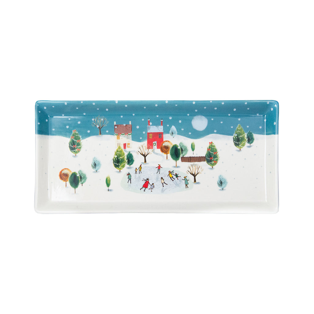 Holiday Happiness Serving Platter