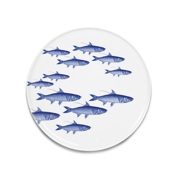 School of Fish Coupe Platter