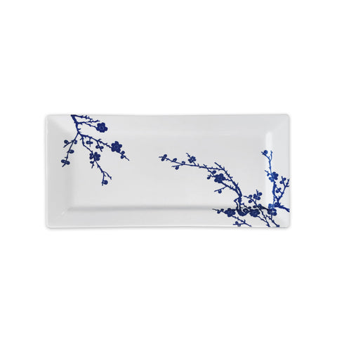 Flowering Quince Rectangular Tray