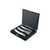 Philippi Wave Cheese Knives Set of 3 in box