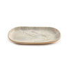 Terrafirma Ceramics Carrara Canape Tray - Small