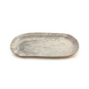 Terrafirma Ceramics Carrara Fish Platter - Small