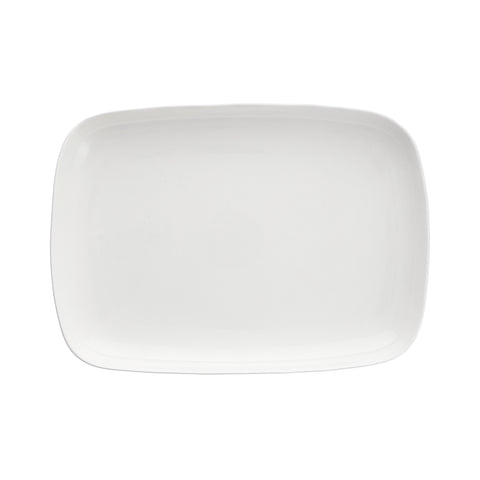 Modern Coupe Rectangular Platter