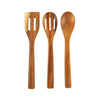 Better Together Acacia Spoon Set - individual utensils