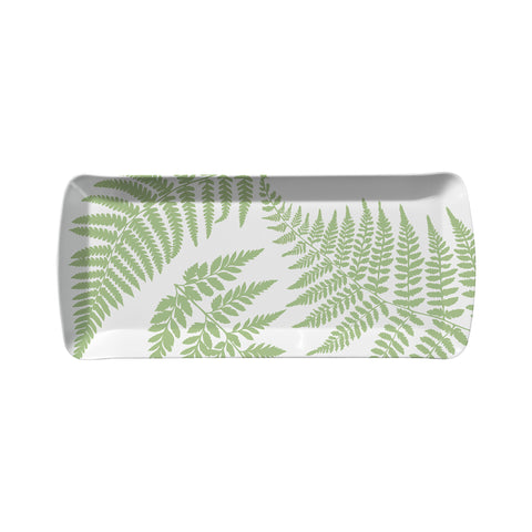 Kate Nelligan Fern Melamine Loaf Tray