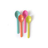 BIOBU Bambino Small Spoon Set of 4 - Multi