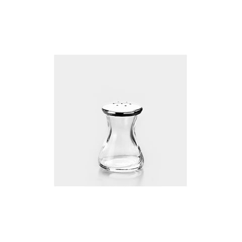 Japanese Modern Glass Salt & Pepper Set