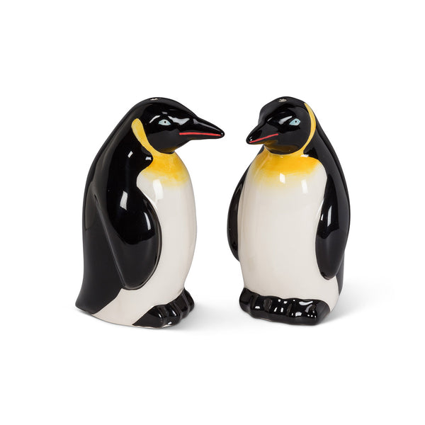 Penguins Salt & Pepper Set