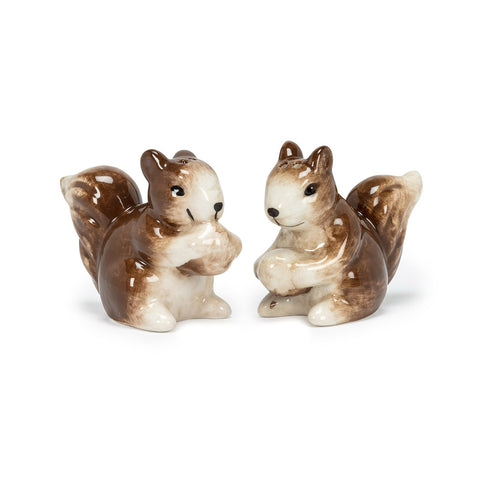 Squirrel Friends Salt & Pepper Set