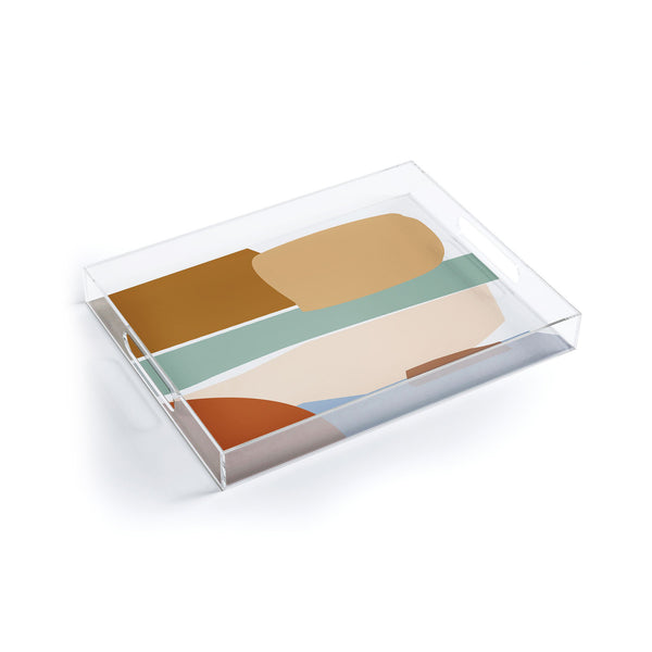 Reminiscence Acrylic Tray