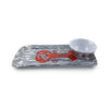 Kate Nelligan Waterline Lobster Loaf Tray with Dipping Bowl