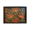LAMOU Baltic Birch Printed Serving Tray - Dark Squirrels