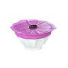 Purple Poppy Pop Lid 11
