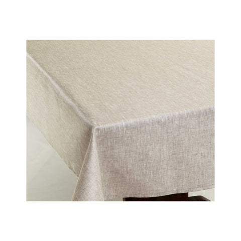Acrylic-coated French Tablecloth - Linen