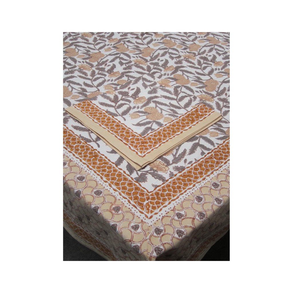 Block Printed Tablecloth   Jalore