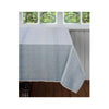 Hand-woven Cotton Tablecloth - Juniper Berry
