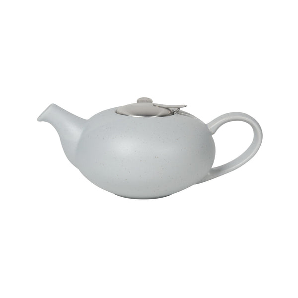 Pebble Teapot - Blue Flecks