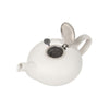 Pebble Teapot Open