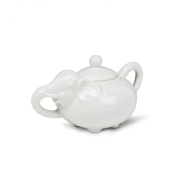 Elephant Covered Sugar Pot