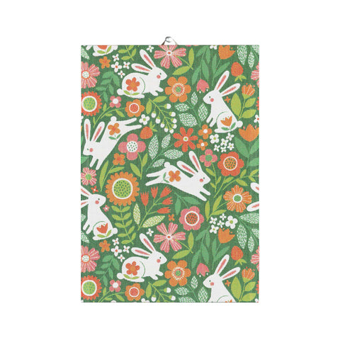 Ekelund Kitchen Towel - Hoppe Hare