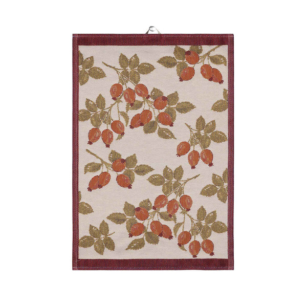 Ekelund Kitchen Towel - Rosehip