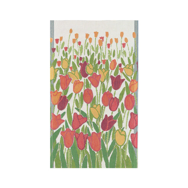 Ekelund Extra Large Kitchen Towel - Tulips