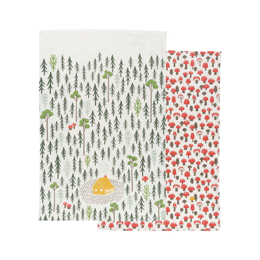 Retreat Dishtowel Set of 2