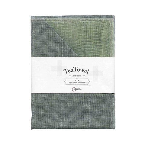 Nawrap Binchotan Infused Tea Towels - Green