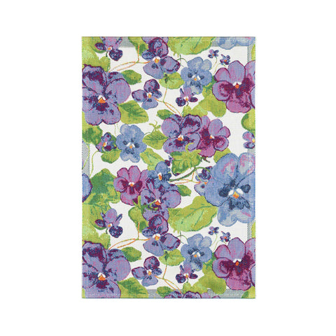 Ekelund Extra Large Kitchen Towel - Viol