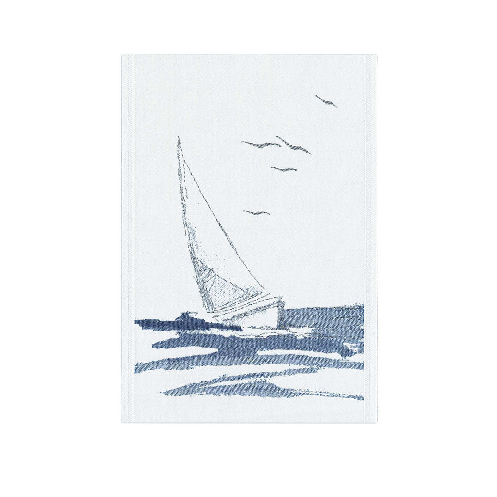 Ekelund Kitchen Towel - Segelbat