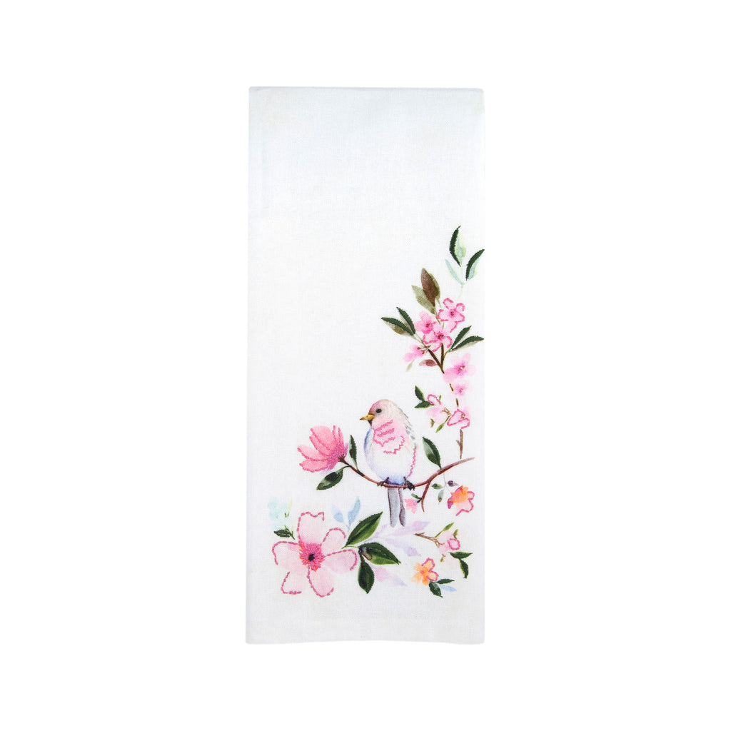 Garden Bloom Tea Towel