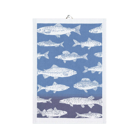 Ekelund Extra Large Kitchen Towel - Fiskstim