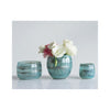 Summer Aqua Tealight Holders