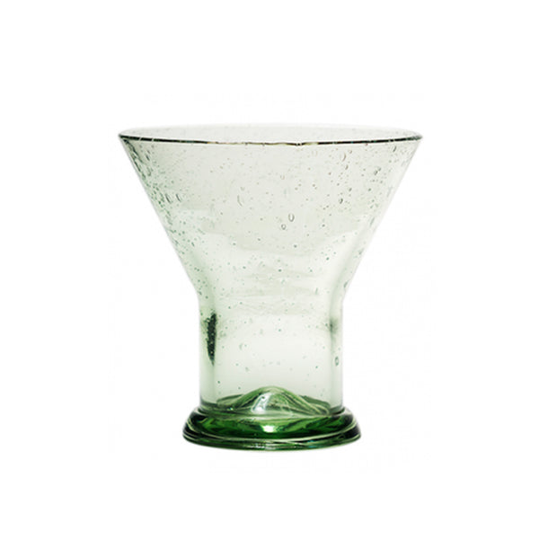 Orleans Recycled Glass Funnel Glass