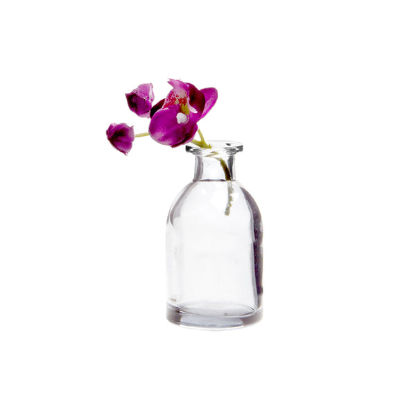 Loft Bud Vase Collection - Clear Tall